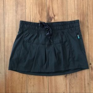 Lululemon Pleated Skirt w/ attached shorts